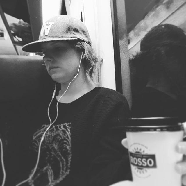 #travel #train #goingsomewhere