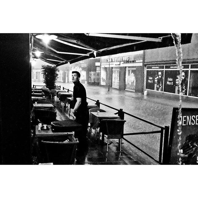 Midsummer #monochrome #noir #ignaestved